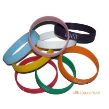 2016 Fashion Gift Wholesale Costom Silicone Bracelet