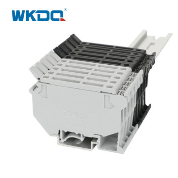Din Rail Sicherungsklemmenblock