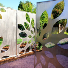 Stainless Steel  Decorative Screens