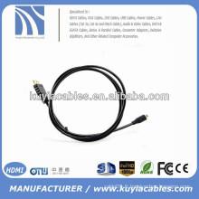 Câble HDMI à HDMI de haute qualité de 1,4 V Câble de sortie vidéo TV 1.5M 1080P HD TV