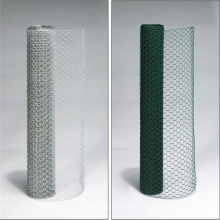 Malla de alambre hexagonal galvanizado DIP caliente