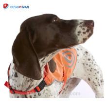 En gros 2018 nouveau poids léger cool service life chasse sécurité chien réfléchissant gilet dans les environnements urbains et ruraux