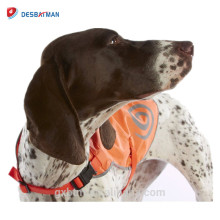 Wholesale 2018 new light weight cool service life hunting safety reflective dog vest in both urban and rural environments