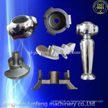 20 años de experiencia en fundición de precisión de acero inoxidable personalizada