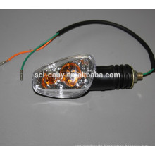 SCL-2012110456 HAOJIN motorcycle parts led indicator lights with wire