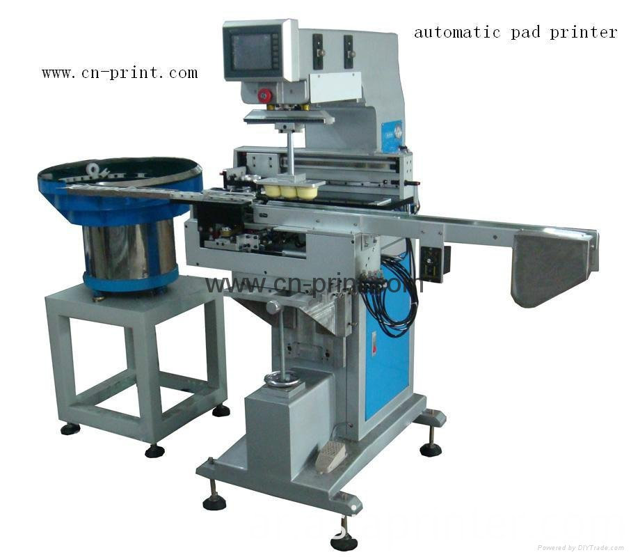 tape spool automatic pad printing machine