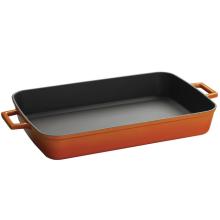 Cast Iron Baking/Lasagna Pan