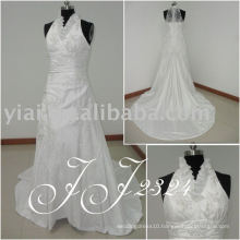 2011 newest arrival low price free shipping high quality Real bridal dress JJ2324