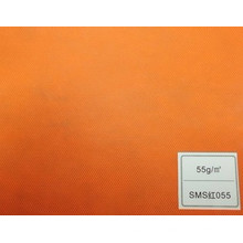 SMS Fabric (55GSM Yellow)
