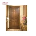 Luxury entrance solid wooden door