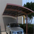 Villa UV-Schutz Auto Skylight Vinyl Covered Carport