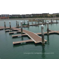 High Quality Aluminium Floating Dock With SS Cleats