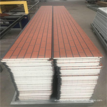 Polyurethane Foam Metal Insulated Wall Sandwich Panels