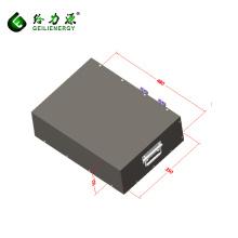 Precio de fábrica al por mayor de alta potencia de litio-ion baterías caja recargable 16s20p 48v 60ah batería de iones de litio
