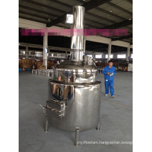 Stainless Steel Mixing Tank with UL Certificate Motor