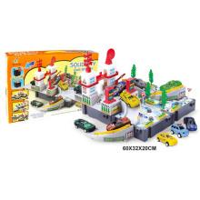 Children Car Set Pretend Play Toy (H1436007)