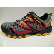 4 Colors Latest Design Men′s Trekking Sneakers
