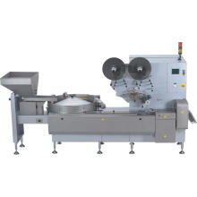 Super high speed flow packing machine