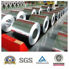 Plaque d'acier galvanisée en Chine