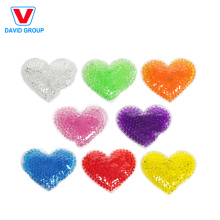 Custom Crystal Round Beads Hot Cold Gel Pack