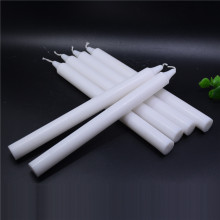 Low Price Wick and Sticks Clear White Candle