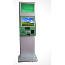 Kiosk Design Ideas/Dual Screen RFID Card Reader Kiosk/Self Service Terminal Kiosk Machine
