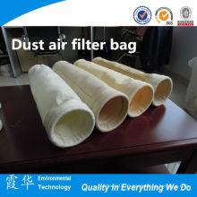 PPS / saco de filtro de ar da poeira da agulha da fibra de Aramid