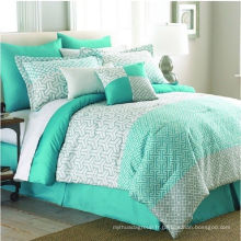 2016 100% coton drap de lit couverture / taies d'oreiller