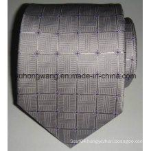 Hot Selling Men Silk Woven Jacquard Necktie