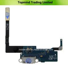 Cable de la flexión del teléfono móvil para el cable de la flexión del puerto de carga del USB de la nota 3 Sm-N900V de Samsung