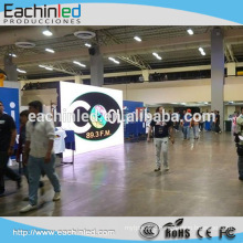 P3.75 Die cast lightweight led wall on hot sale for busness rental HD video led panel