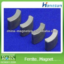 дуговой сегмент ферритовые магниты в парах