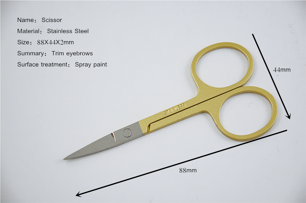 Gold Seal Scissors