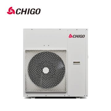 -25C Uso doméstico Calentadores de agua Monoblock Aire-Agua dc Inversor Bomba de calor