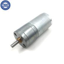 25mm 3 V 6 V 12V DC Micro Geared Motor 30 Rpm 60 Rpm for Medical Machine