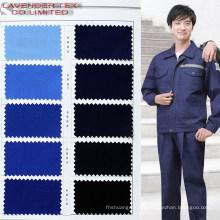 Industrie-Arbeit Kleidung Polyester Baumwolle Twill Stoff