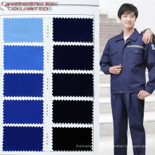 Industrie syndicat vêtements Polyester coton sergé