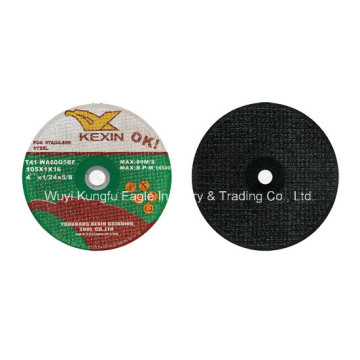 4′′ Abrasives Cutting Wheel, Cut off Wheel for Stainless Steel