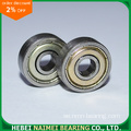 Miniature Deep Groove Ball Bearing 627ZZ