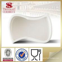 Wholesale chinese cutlery, ceramic sugar bowl, porcelain sugar pot