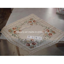 Cotton Lace Table Clothes 9040