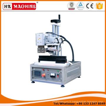 Machine de cachetage ultrasonique de tube cosmétique de vente supérieure de HX-003