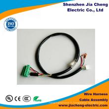 Fournisseur de Shenzhen de fil de fil assemblé par câble métallique de Molex