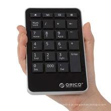 Teclado Numérico Portátil Multifuncional ORICO; teclado portátil portátil