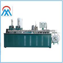 3 axis CNC spring brush making machine for producing strip brush,elevator brush,door brush