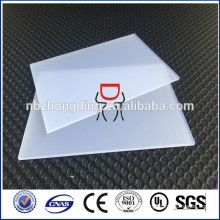 3mm dickes Polycarbonat-Mattglas für Diffusor-Polycarbonat-Folie