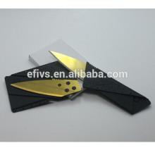 Muito quente multifunções bolso de cartão de crédito faca atacado