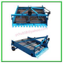 Máquina de fazenda 2 linhas de colheitadeira de batatas para trator Yto