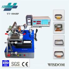 Bobineuse toroïdale de sagesse (TT-H06BP) pour la bobine carrée