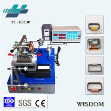 Мудрость Тороидальный Намоточный станок (ТТ-H06BP) для квадратной катушки